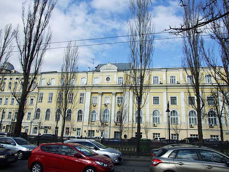 2020 р. Фасад по бульвару Шевченка
