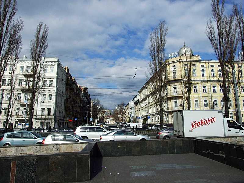 Пирогова вул.