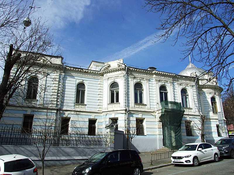 2020 р. Фасад по вул. Антоновича