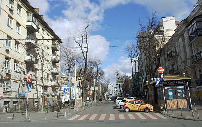 Золотоворітська вул.