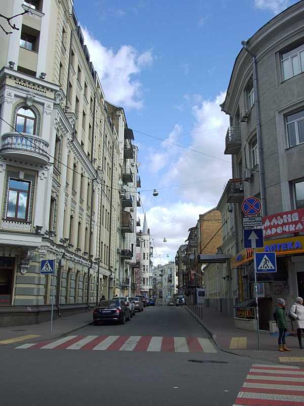 2020 р. Перспектива від вул. Ярославів…