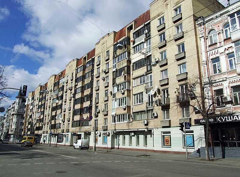 Житловий будинок (№ 32-38)