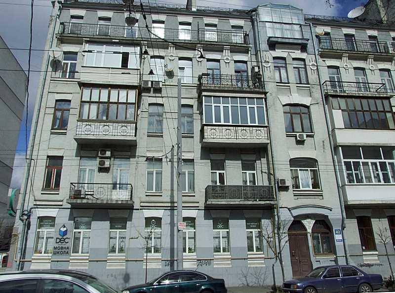 2020 р. Головний фасад