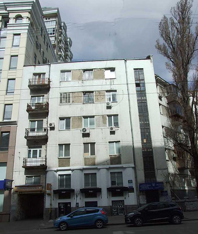 Житловий будинок з історією (№ 48)