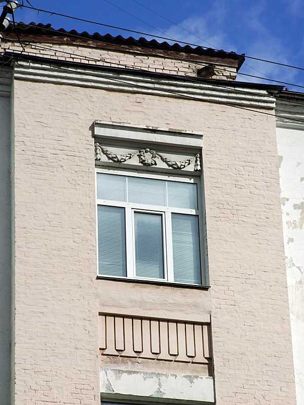 Вікно 5-го поверху
