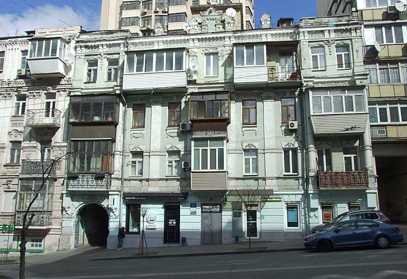 Житловий будинок (№ 72)