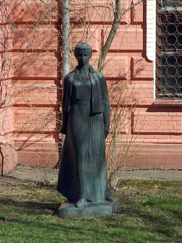 Пам'ятник Лесі Українці