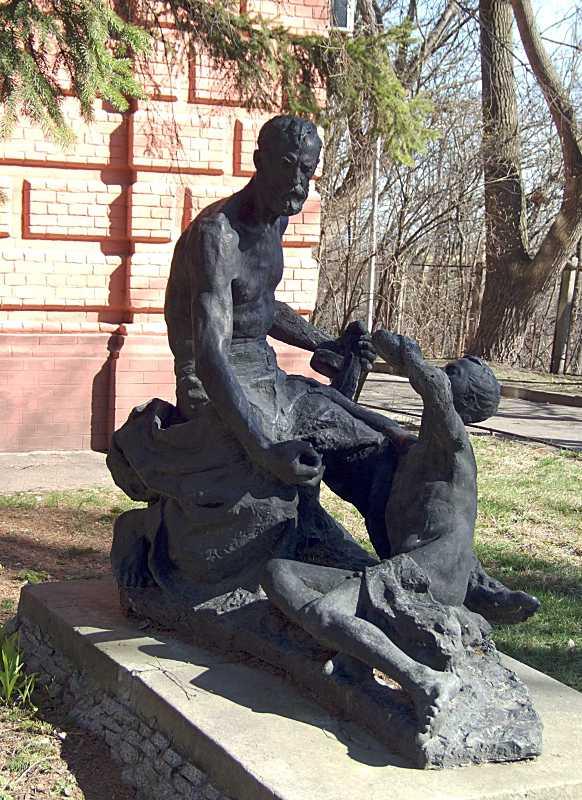 Скульптура 8
