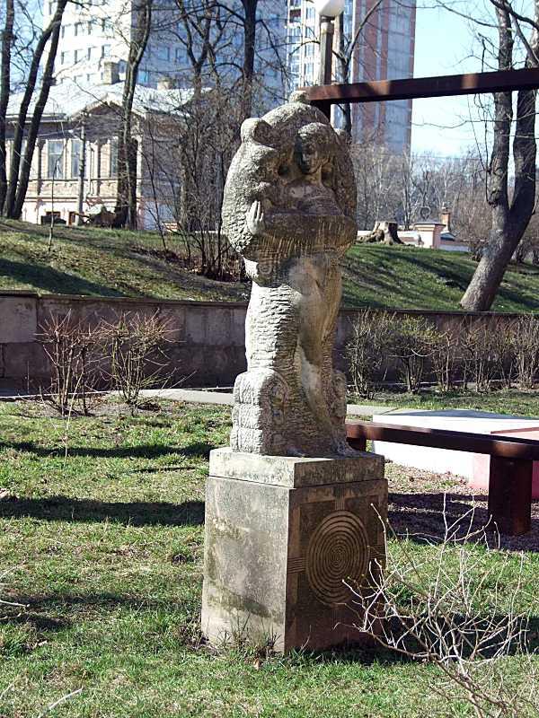 Скульптура 14