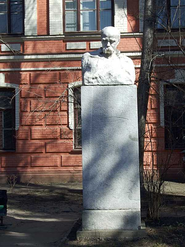 Пам'ятник Тарасу Шевченку – 1964 р.,…