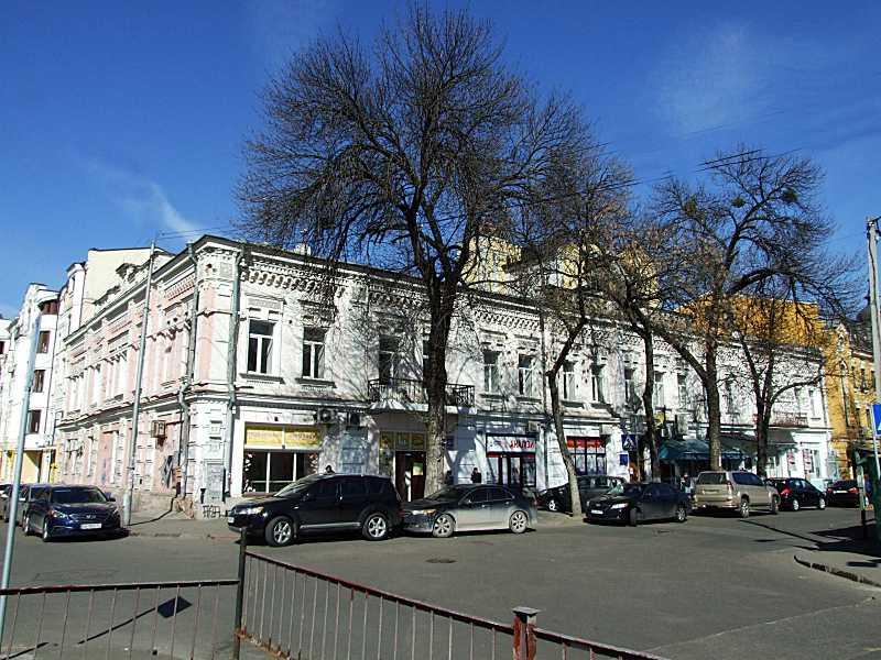 Житловий будинок (№ 5 / Ярославський…
