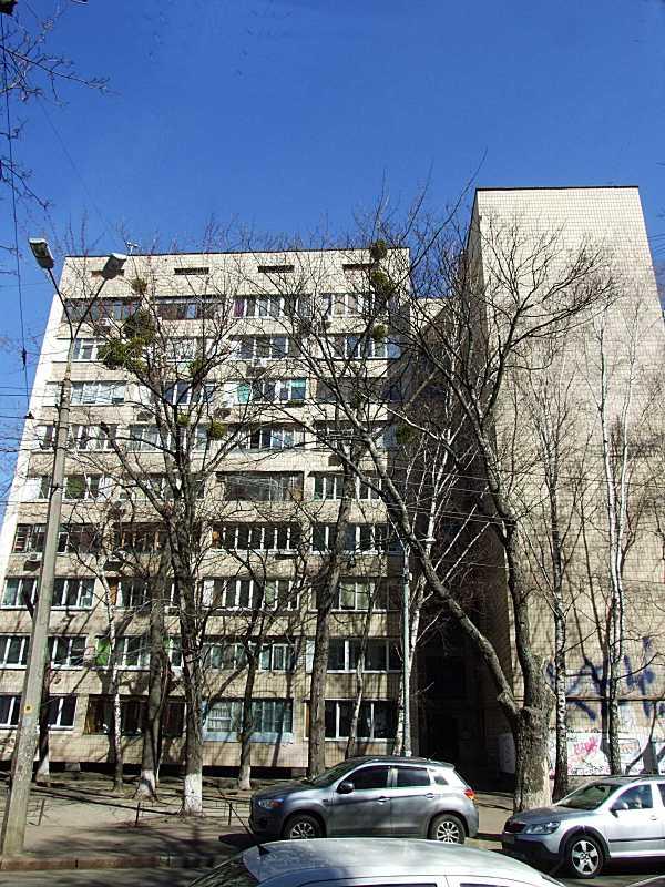 2020 р. Фасад по вул. Кирилівській