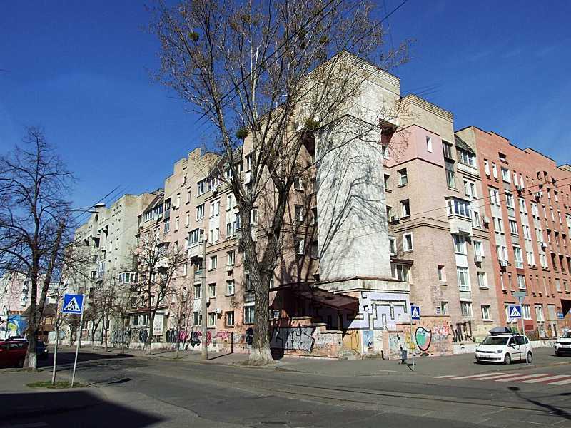 Житловий будинок (№ 46-52)