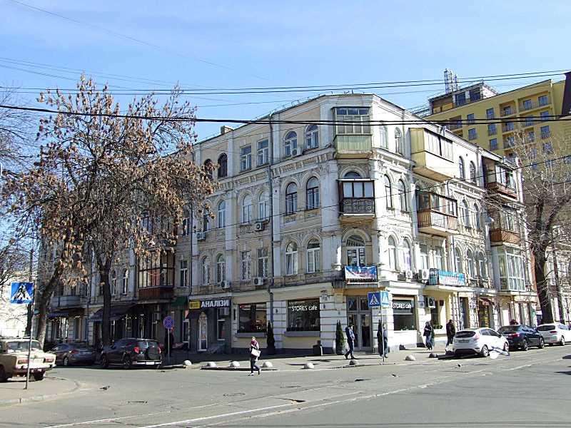 Житловий будинок (№ 20 / Ярославська,…