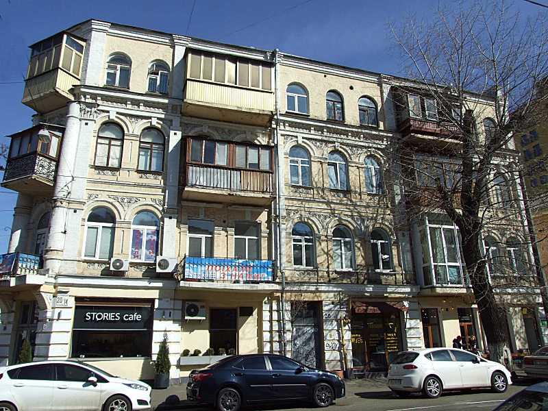 2020 р. Фасад по вул. Костянтинівській