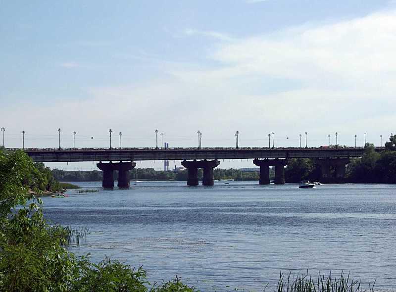 2020 р. Східна частина моста