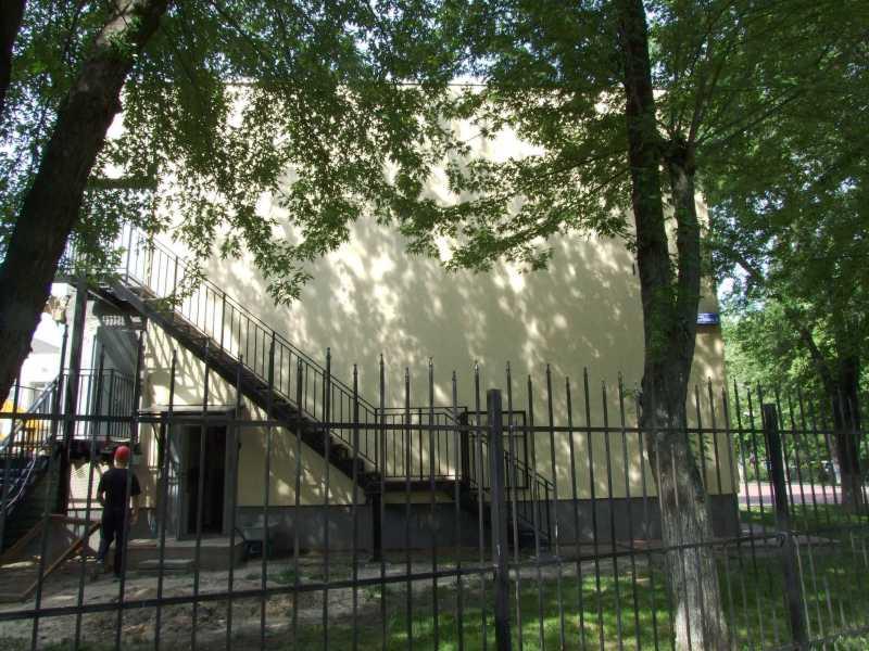 2020 р. Торцевий фасад. Вигляд зі сходу