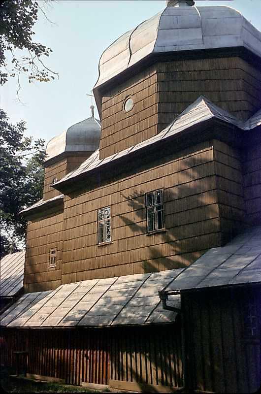 1990 р. Південний фасад. Вигляд з…