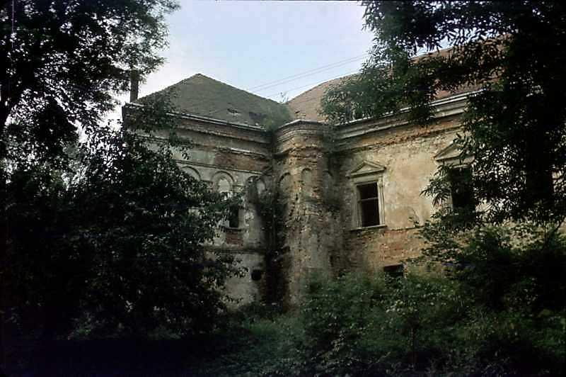 1990 р. Башта 2 і корпус 1. Вигляд з…