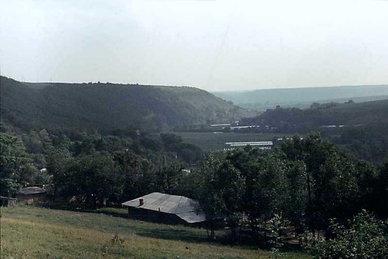 1989 р. Краєвид села