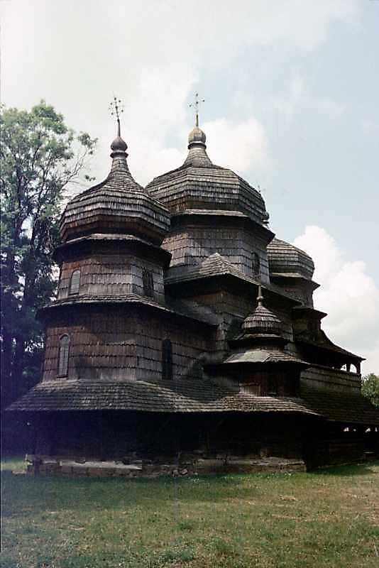 Церква св.Юра