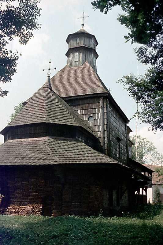 1990 р. Загальний вигляд зі сходу