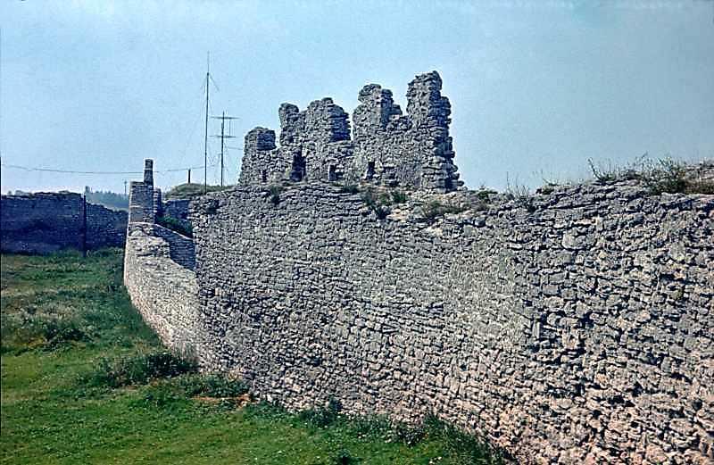 1977 р. Вигляд зі сходу (з боку двора)