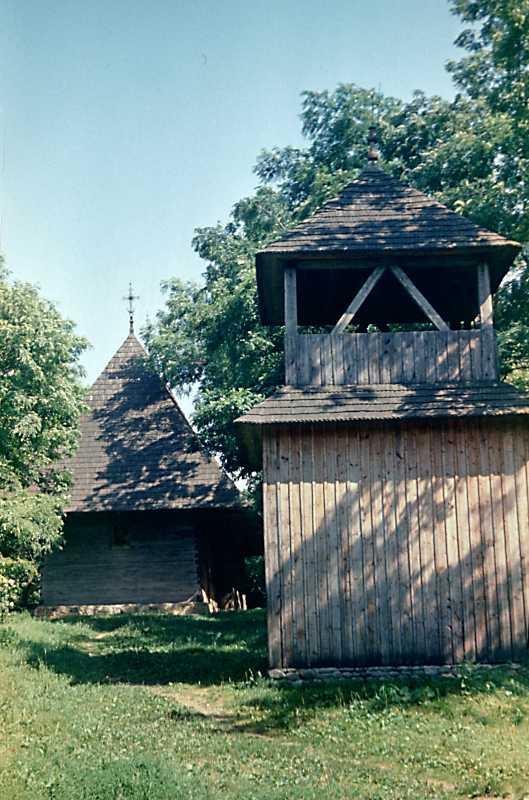 Церква св.Трійці із м.Чернівці