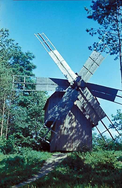 Вітряк із с.Шилівці