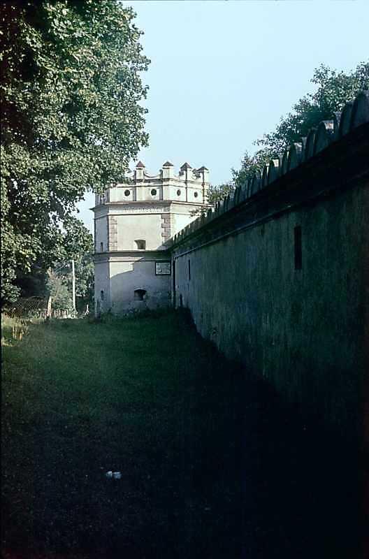 Північно-західна башта