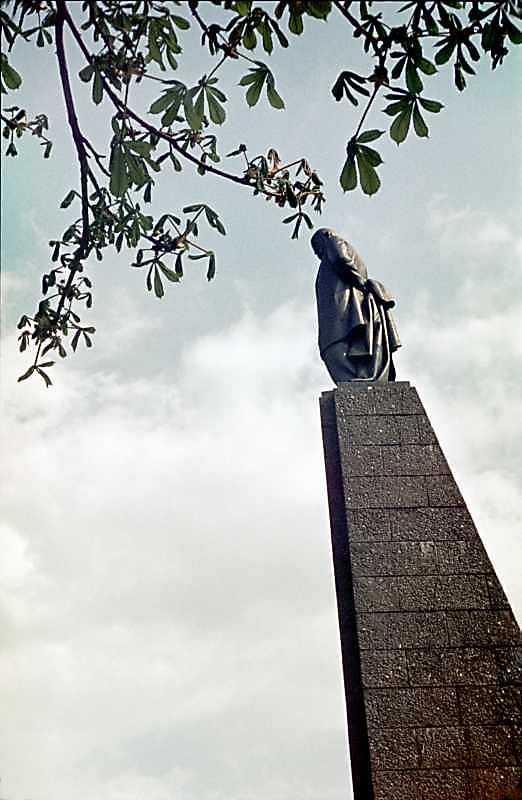 Памятник Тарасу Шевченко - 1939 г.,…