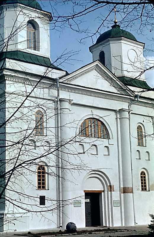 1978 р. Західний фасад. вигляд з…