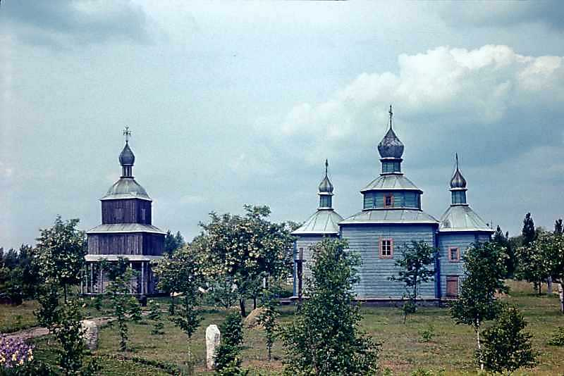 Церква із с.Острійки