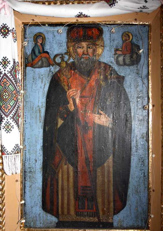 Ікона св. Миколи